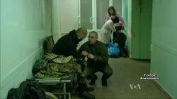 Кожному 10-му українцю війна несе стресові розлади - американські лікарі. Відео