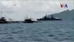 Philipines-Mỹ lập căn cứ quân sự gần Trường Sa