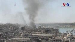Musul'da Çatışmalar Yer Yer Devam Ediyor