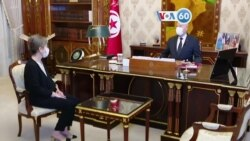 Manchetes africanas 29 Setembro: Tunísia - Presidente nomeou Najla Romdhane como a primeira mulher primeira-ministra do país