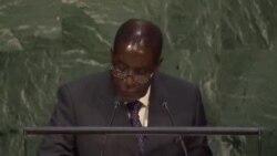 Zimbabwe President Says Sanctions Harmful To Zimbabwe