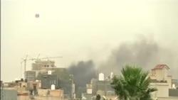 利比亞叛軍衝進議會大樓