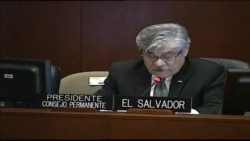 OEA: Futuro de Venezuela como miembro de la organización