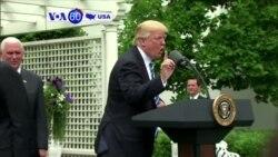 Manchetes Americanas 2 Maio 2017: Donald Trump ficaria honrado em encontrar-se com Kim Jong Un