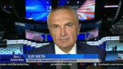 Interviste me kryetarin e parlamentit, Ilir Meta