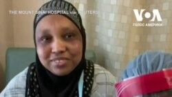 «Я їду додому»: Історія пацієнтки, яку виписали з лікарні. Відео