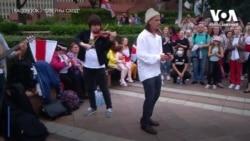 Як пісні білоруською стали символом мирного протесту. Відео