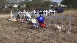 德州枪击惨案让小镇居民伤害深重