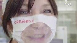 意大利公司研制微笑口罩