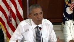 Обама за расните односи во Америка