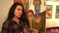 Rojnamevan û Hunermend Zehra Dogan Hat Girtin