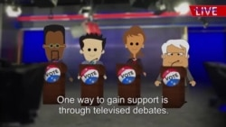 How America Elects: Polls & Debates