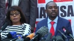 MDC Alliance Leader Says Zimbabwe Election Result 'Fraudulent, illegal, illegitimate'