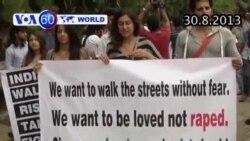 Xét xử hai nghi can hãm hiếp nhà báo tại Ấn Độ (VOA60)