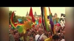 Luật chống người đồng tính của Nga bị phản đối