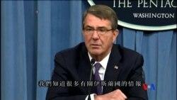 2016-03-26 美國之音視頻新聞: 美軍擊斃伊斯蘭國財長