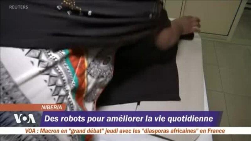 Des robots pour améliorer la vie quotidienne