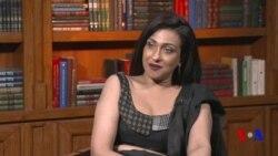 হ্যালো অ্যামেরিকা : অভিনেত্রী ঋতুপর্ণা সেনগুপ্ত