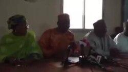 Point de presse de la Copa 2016 au Niger