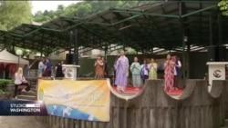Japanski mirovni karavan u Srebrenici