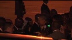 2013-06-27 美國之音視頻新聞: 奧巴馬抵達非洲之行首站塞內加爾