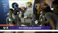 Des robots plus humains