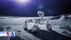 Xe tự hành mới sẽ đến mặt trăng năm tới