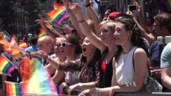 New York Pride March A Celebration of Life, Mourning of Loss