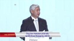 Các bộ trưởng quốc phòng ASEAN và Nhật sẽ họp ở Lào tháng 11