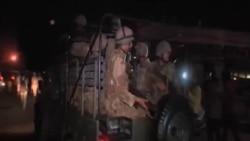 激進份子襲擊卡拉奇機場 24人喪生