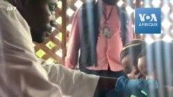 Epidémie de rougeole : campagne de vaccination à Goma