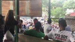 En Venezuela comienza conteo de votos del plebiscito