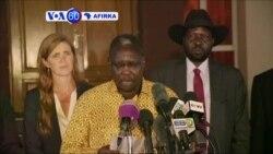 VOA60 AFIRKA: Gwamnatin Sudan Ta Kudu Ta Yarda Da Karin Dakarun Wanzar Da Zaman Lafiya Dubu 4 A Kasar
