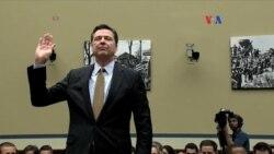 Director de FBI testifica ante Congreso