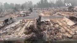 美國西海岸大火繼續肆虐俄勒岡州50萬人可能被迫轉移