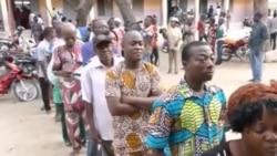 Upigaji kura wa rais Benin