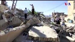 İran hökuməti zəlzələ bölgəsinə yardıma başlayıb