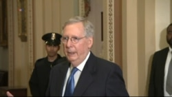 Sen McConnell on Discussing Transition Issues with Trump