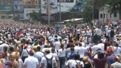 Oposición venezolana exige elecciones