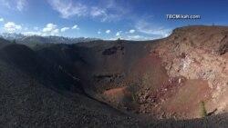 美国万花筒:国家公园之旅-怪异的月球火山坑公园