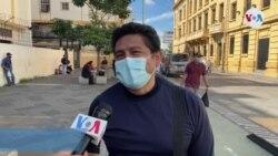 El Salvador pacto entre pandillas ciudadanos opinan