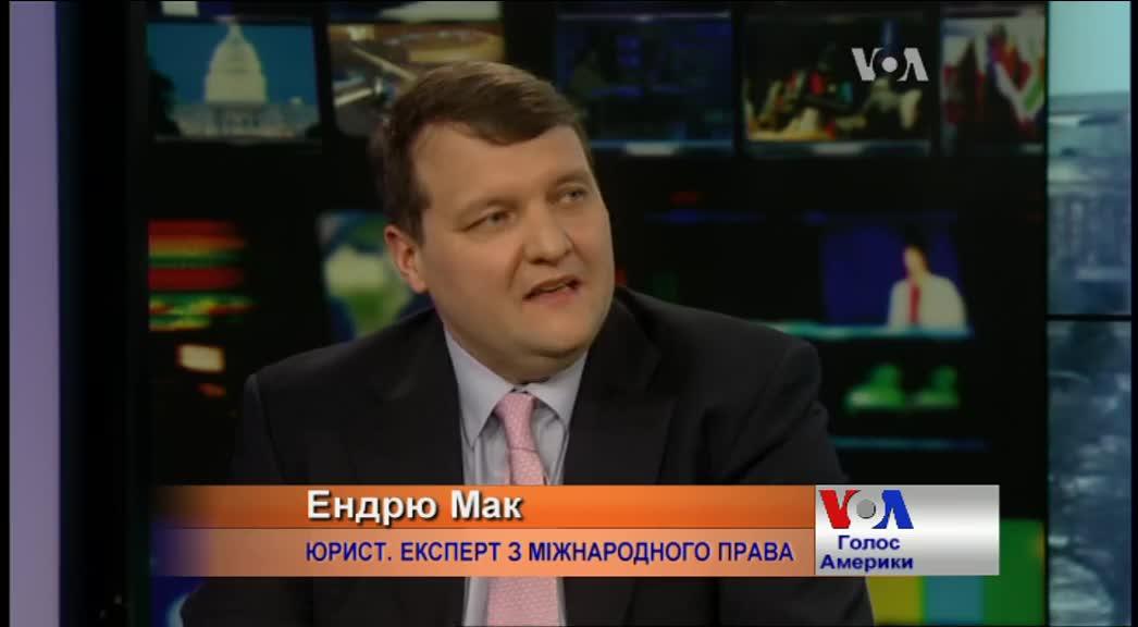 Які наслідки матиме рішення суду ЄС відносно Азарова і Ко.? Відео