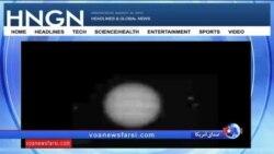 ویدئویی از برخورد چند شهاب سنگ با سیاره مشتری