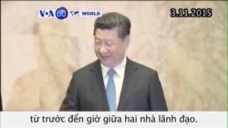 Chủ tịch TQ sắp hội kiến Tổng thống Đài Loan (VOA60)