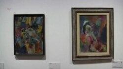 نمایشگاه آثار هانس ریشتر در برلن