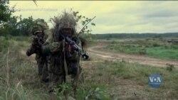 Кремль знову заговорив про «червоні лінії» на тлі успішних військових навчань України і сил НАТО. Відео