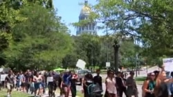Prosvjedi su znak nezadovoljstva građana u Sjedinjenim državama