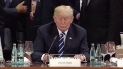 Trump frente a Peña Nieto: 'México pagará por el muro'