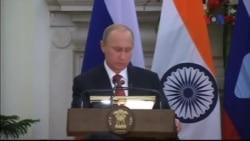 Nga, Ấn Độ ký thỏa thuận hợp tác hạt nhân, quân sự