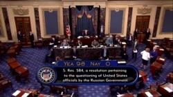 2018-07-20 美國之音視頻新聞: 美俄領袖會面持續在美國國會內受到非議